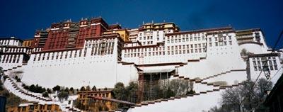 potala i tibet